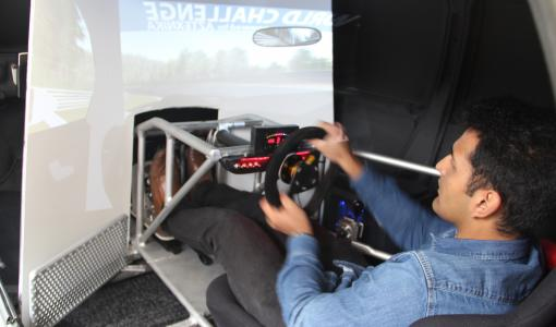 INNOVATION SIMULATEUR AUTOMOBILE