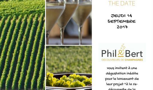 Invitation dégustation de champagnes : programmez-vous une rentrée en douceur !