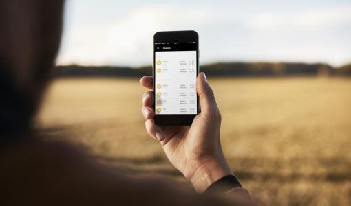 GrainSense: démarrage des ventes Le premier lot de 30 appareils de mesure de la qualité des graines est sorti sur les marchés suédois, finlandais et de la Baltique.