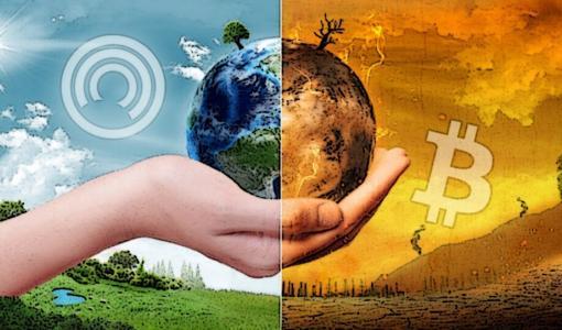 Bitcoin ≠ Écologie - Un système qui ne peut pas fonctionner à long terme! Solution = Proof-of-Stake