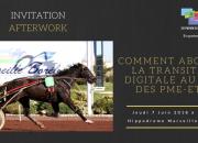 Invitation Afterwork AM Trust à l'Hippodrome Marseille Borély