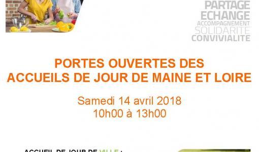 Portes ouvertes des accueils de jour au sein de la résidence Retraite La Retraite à Angers