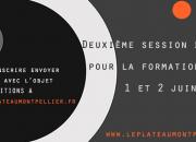 Les auditions du Plateau auront lieu les 1er et 2 juin