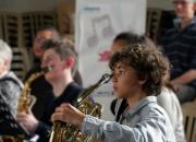 Des musiciens amateurs forment un Orchestre d'un jour et créent une œuvre collaborative inédite