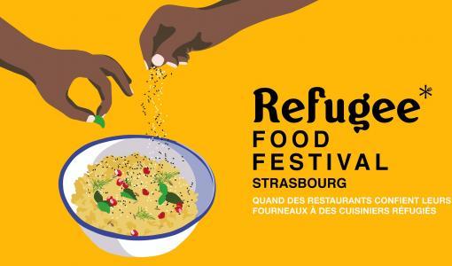 Le Refugee Food Festival revient pour une 5ème édition à Strasbourg