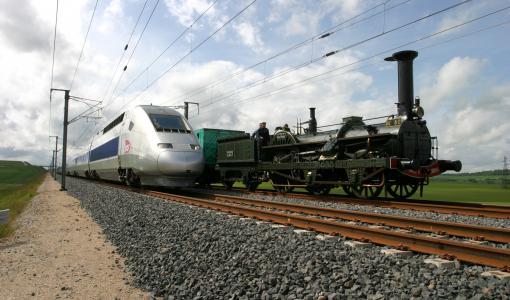Cité du train - Exposer le train : le chapitre 5 en ligne le 4 septembre