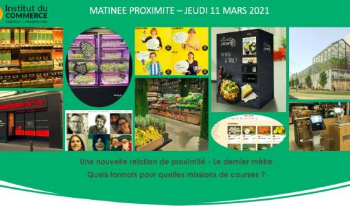ACCES PRESSE - MATINEE PROXIMITE 11 MARS 2021