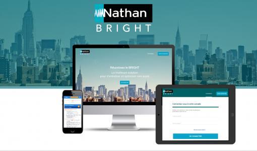Nathan Bright : la seule plateforme officielle d'entraînement à la certification Bright