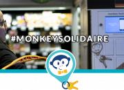 COVID19-La startup Monkey-Locky offre son service pour aider à l'accompagnement des personnes vulnérables et du personnel soignant