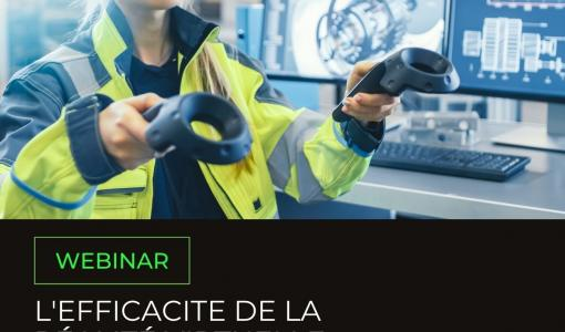WEBINAR | Réalité virtuelle & formation professionnelle : halte aux a priori !