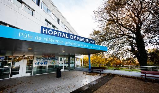 Hôpital de Riaumont à Liévin : Hôpital ami des aînés & Hôpital de proximité