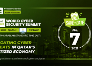 Experts to navigate Qatar's National Cyber Security Strategy at Trescon's World Cyber Security Summit