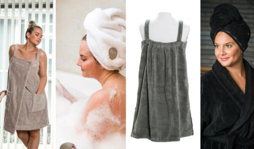 Avec LuinSpa, les serviettes ne sont plus de simples serviettes