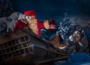 Le départ du Père Noël pour son voyage annuel autour du monde EN DIRECT sur Facebook le 23 décembre