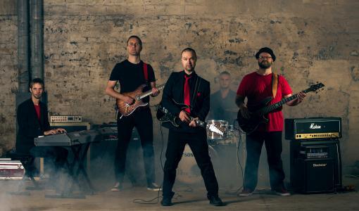 H.A.B - Henri Aalto Band a sorti sa première vidéo musicale : I Wanna Play.